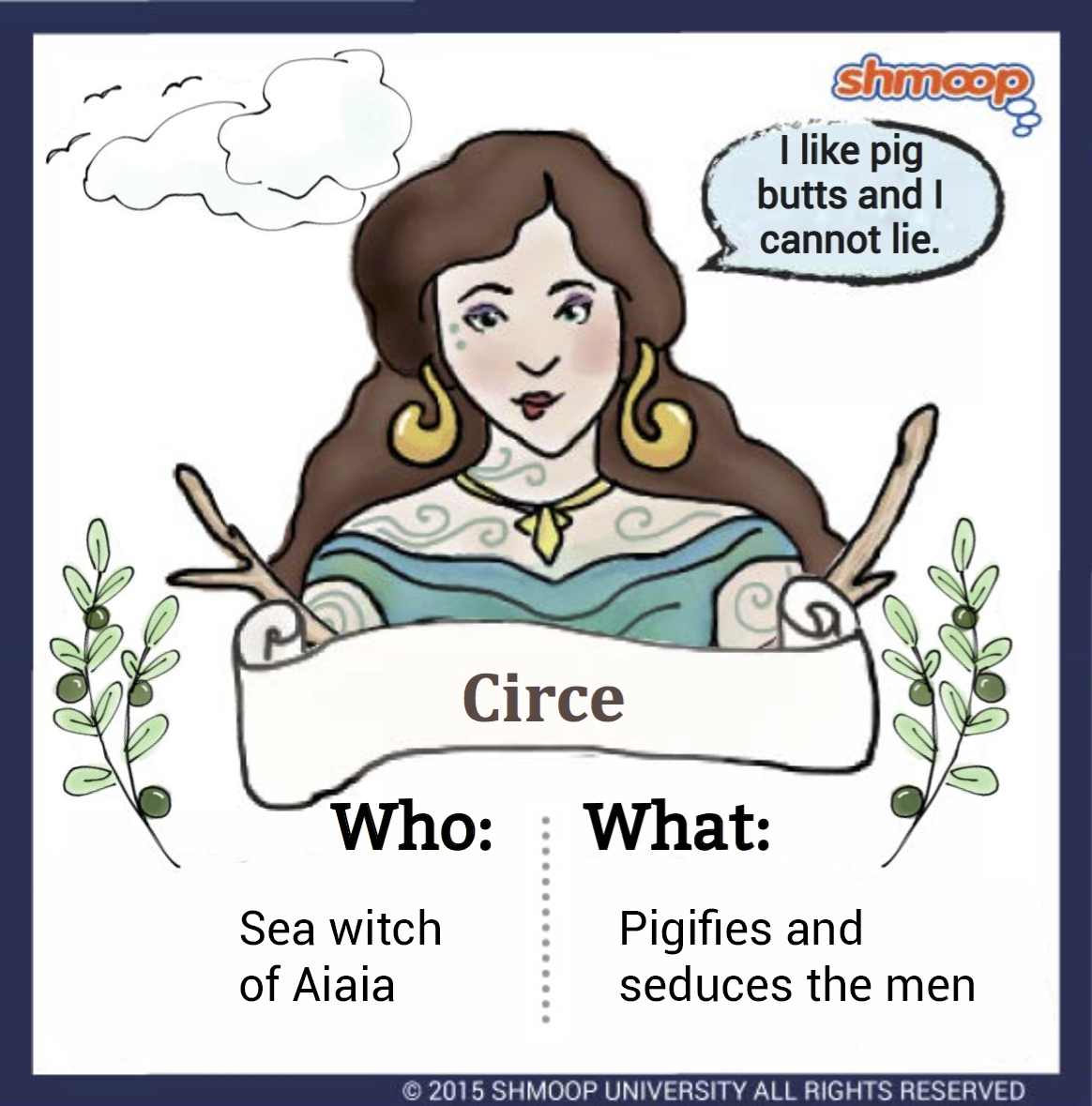 odyssey and even circe essay