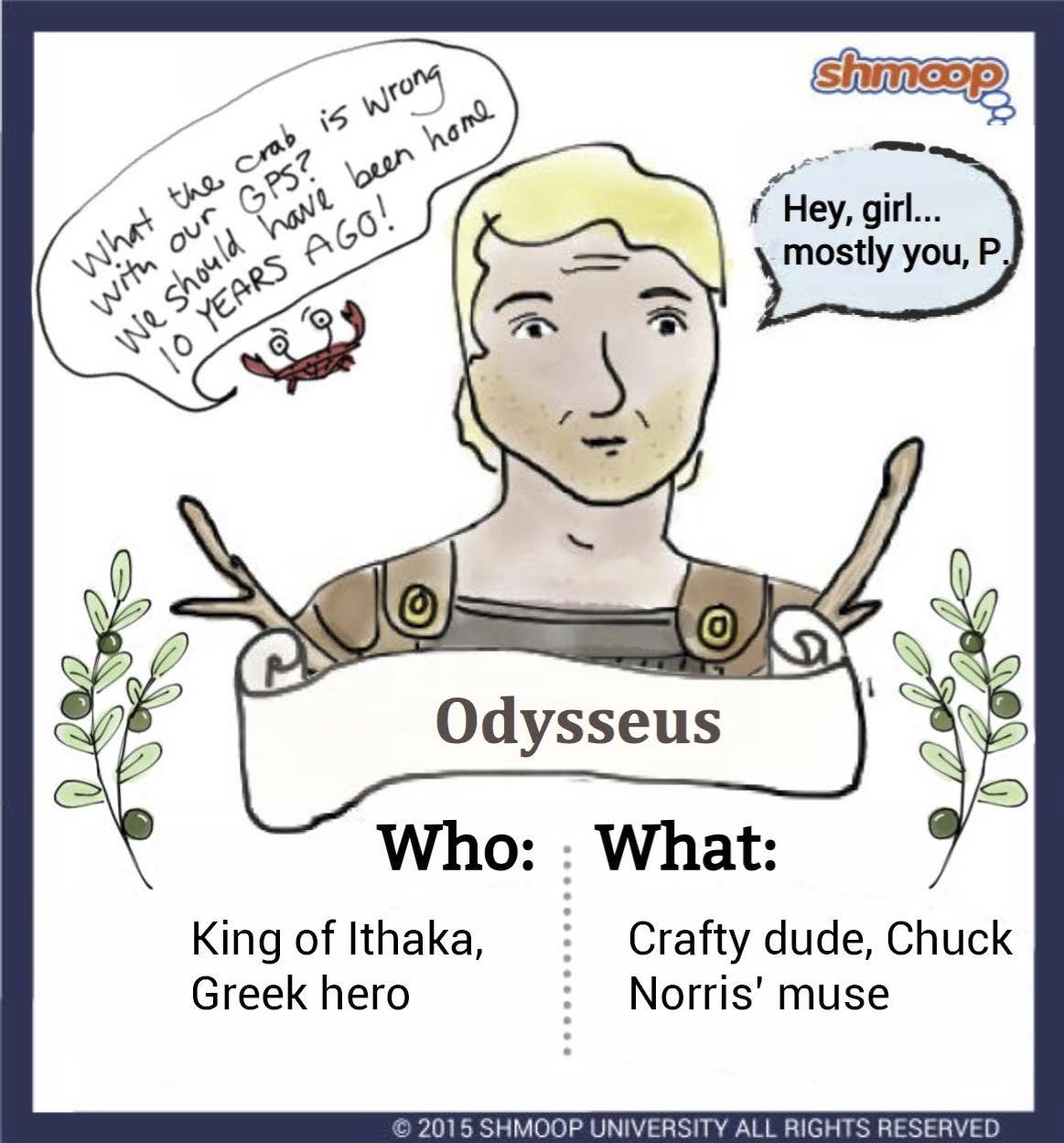 That Odyssey